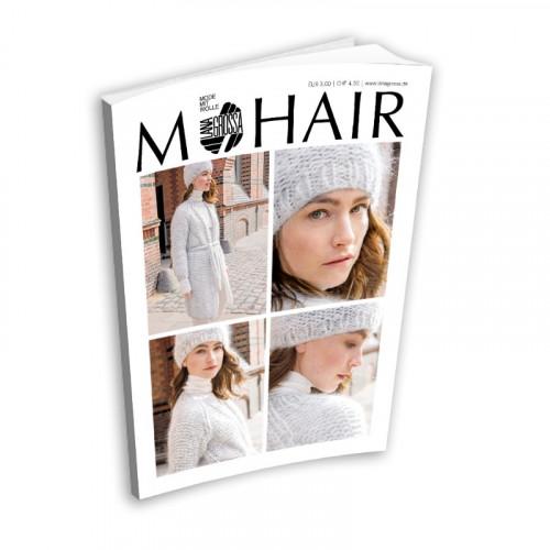 "Журнал ""Lana Grossa: Mohair"" (на рус.языке ), AW 2016/17"
